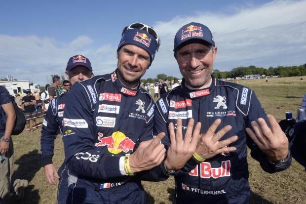 Resumen Dakar 2017: Rey Peterhansel y el ejercito Peugeot