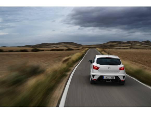 Seat Ibiza Cupra: probamos el Ibiza más deportivo