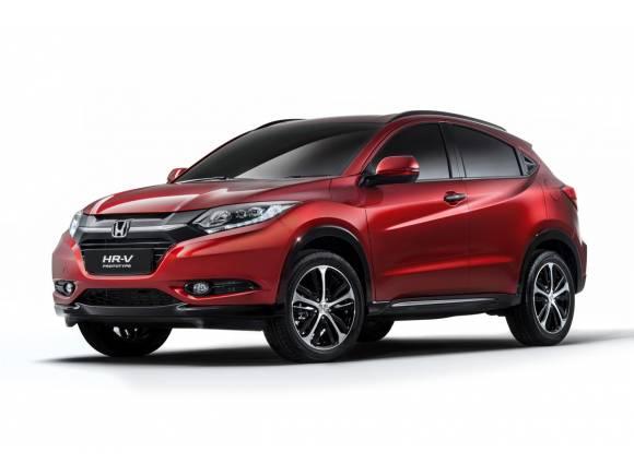 El Honda HR-V llegará a Europa por primera vez en el Salón de París