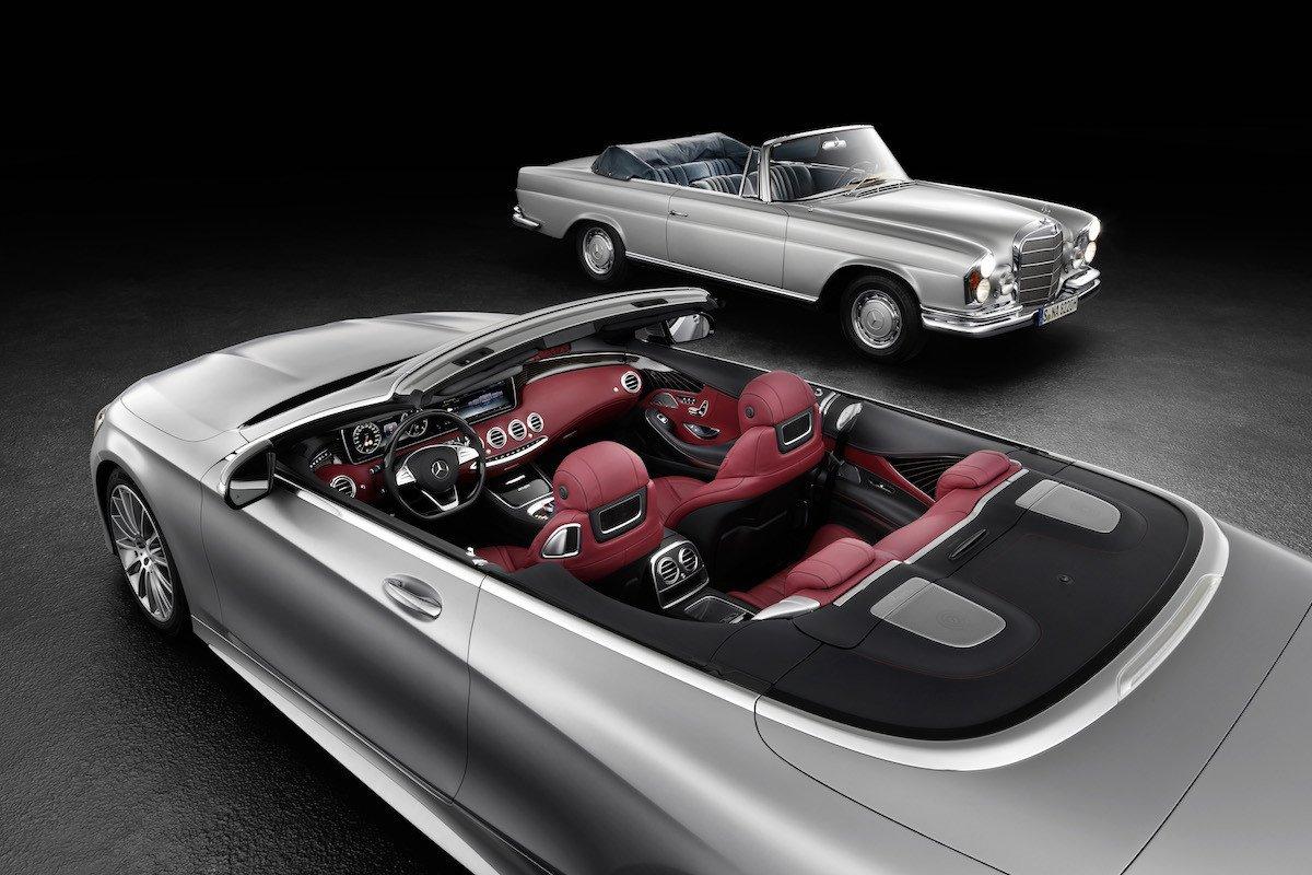 Mercedes Clase S Cabriolet