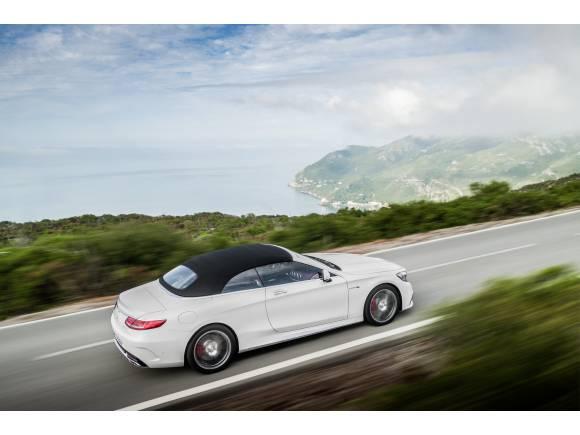 El Mercedes Clase S Cabriolet estará en Frankfurt 2015
