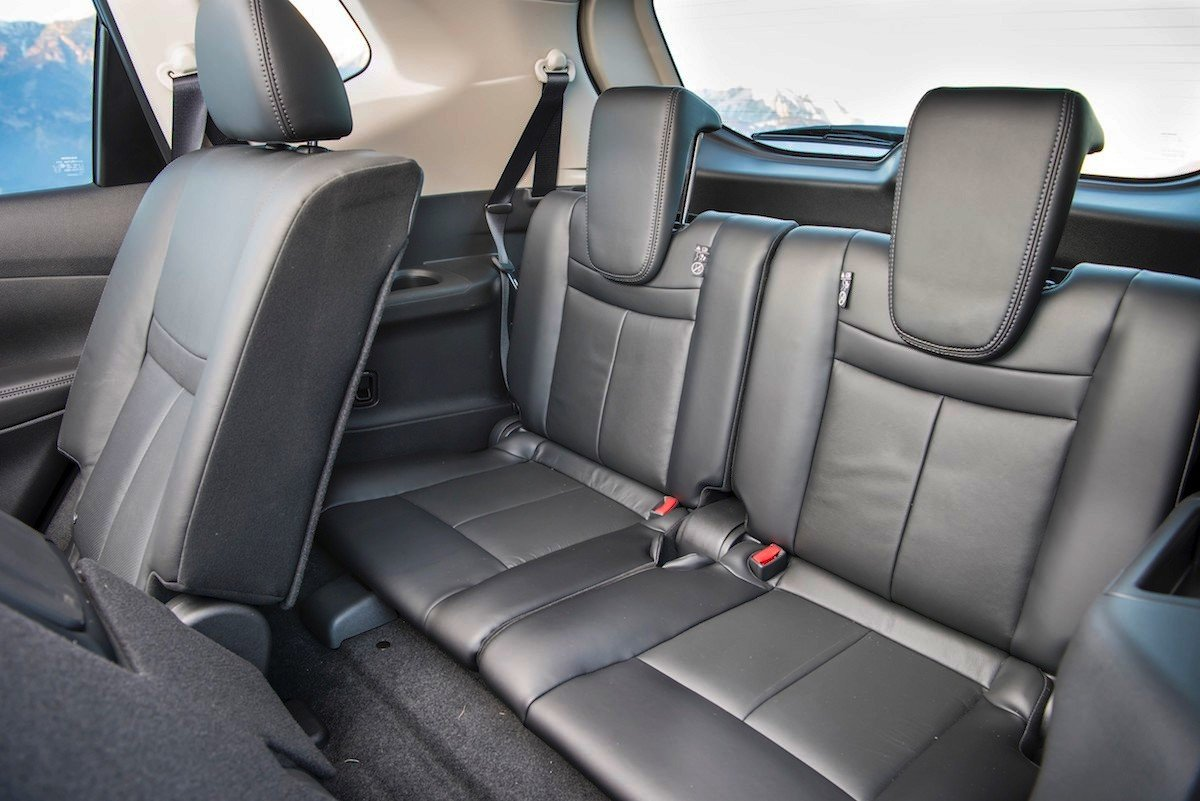 Bmw With 3Rd Row Seating >> Las 7x7 virtudes del Nissan X-Trail 2018