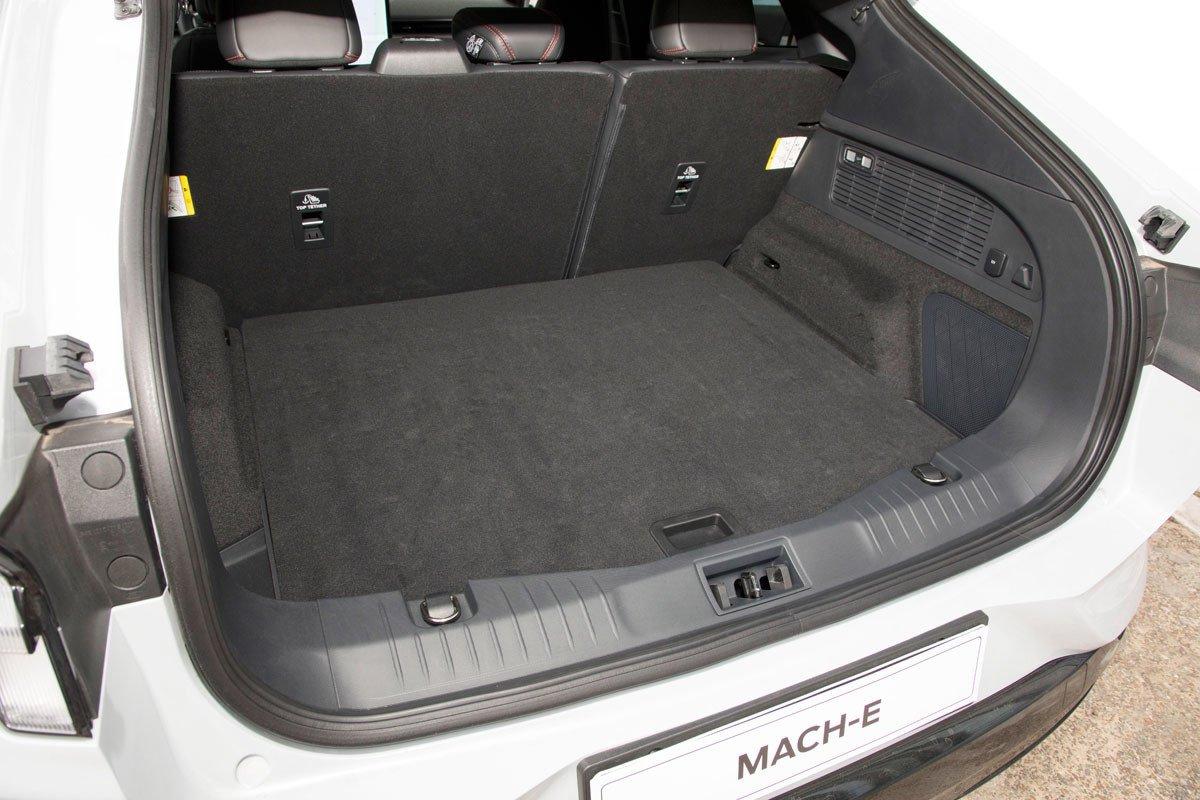 Prueba Ford Mustang Mach-E