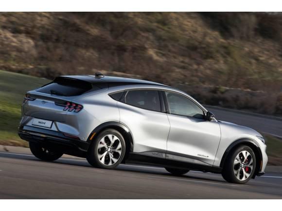 Prueba Ford Mustang Mach-E: precios, comportamiento, gama, autonomía