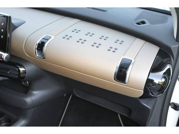 Prueba: Citroën C4 Cactus BlueHDI 100, mucho diseño y mínimo consumo
