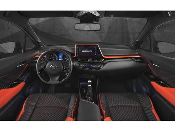 Toyota C-HR Hy-Power: más potencia para el crossover híbrido