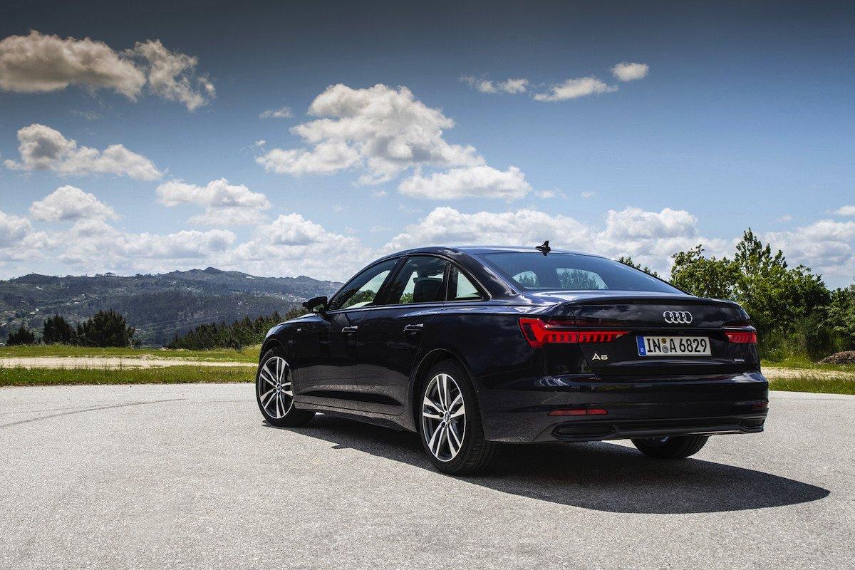 Prueba Audi A6 2018