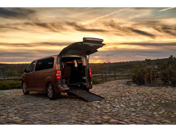 Toyota lanza nuevos vehículos adaptados para personas con movilidad reducida