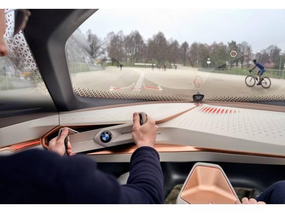 Nuevos Mini y Rolls-Royce Vision Next 100, mirando al futuro