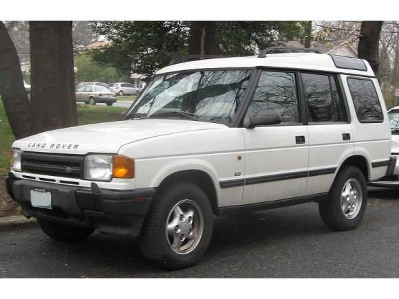 El Land Rover Discovery cumple 20 años de vida