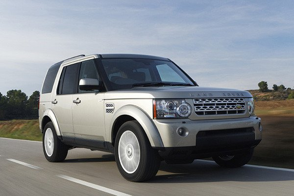 Land Rover Discovery 4 LR4, 2010