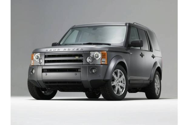 Land Rover Discovery LR3