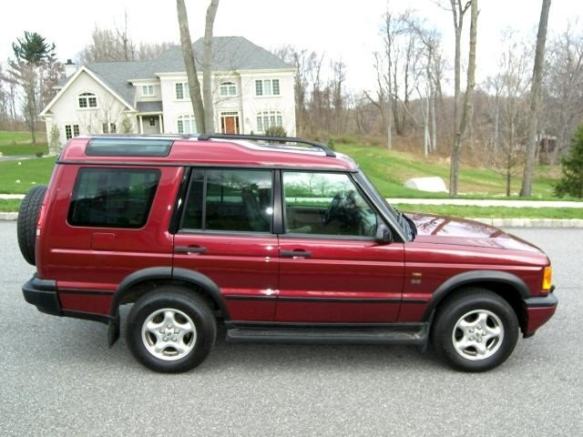 Land Rover Discovery Serie II