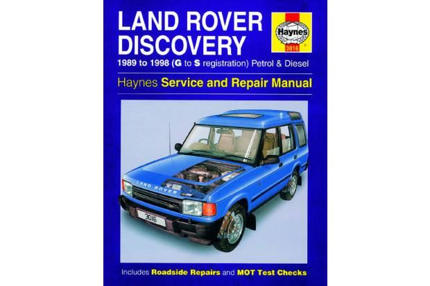 Manual de Reparaciones y Servicio del Discovery