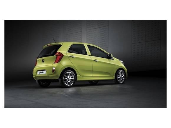 Nuevo Kia Picanto, más coche
