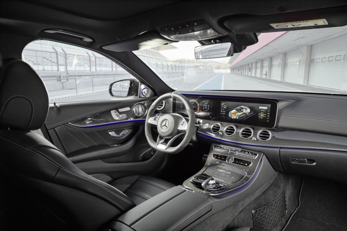 Mercedes AMG E 63 S 4MATIC+