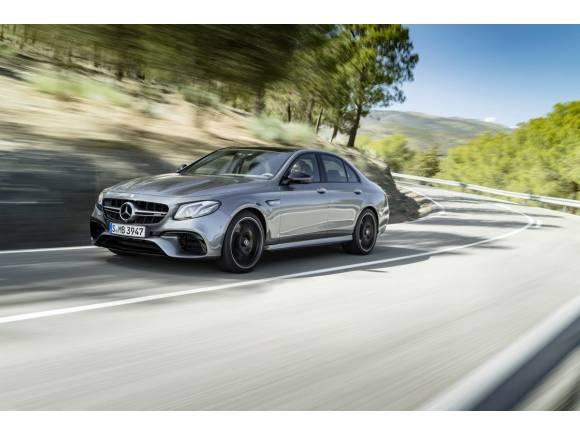 Mercedes AMG E 63 Y E 63 S 4MATIC+: órdago a BMW y Audi