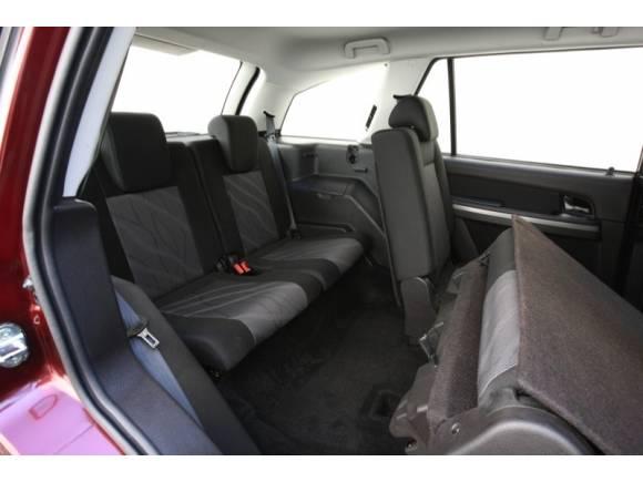 Prueba: Tata Aria, el monovolumen con aspiraciones de SUV