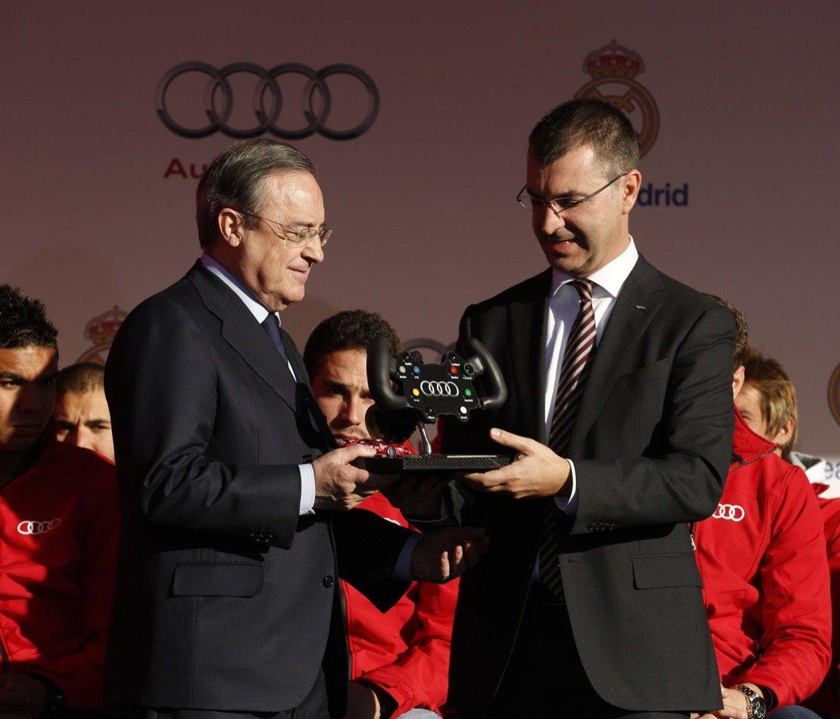 Audi Real Madrid 2013-14