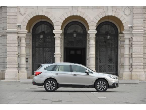 Precios y equipamientos del nuevo Subaru Outback