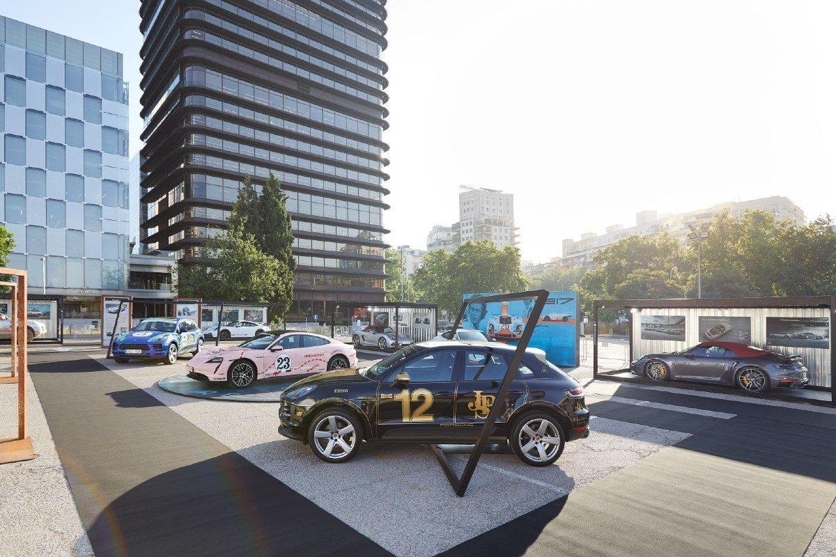 Porsche Boxes