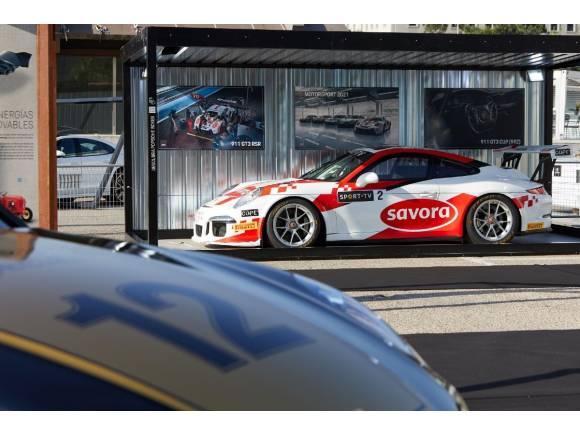 Porsche Boxes: la exposición más especial para el amante del motor