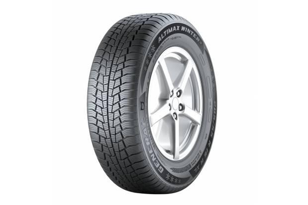 Nuevos neumáticos de invierno General Tire para turismos y SUV