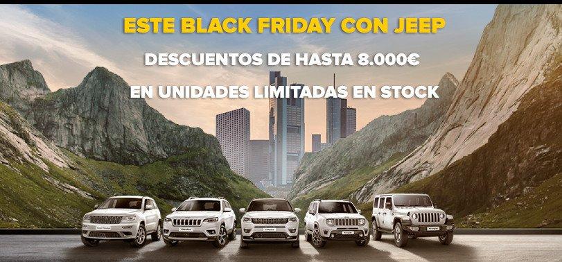 Black Friday Jeep