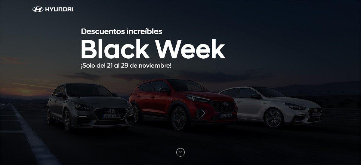 Black Week Hyundai