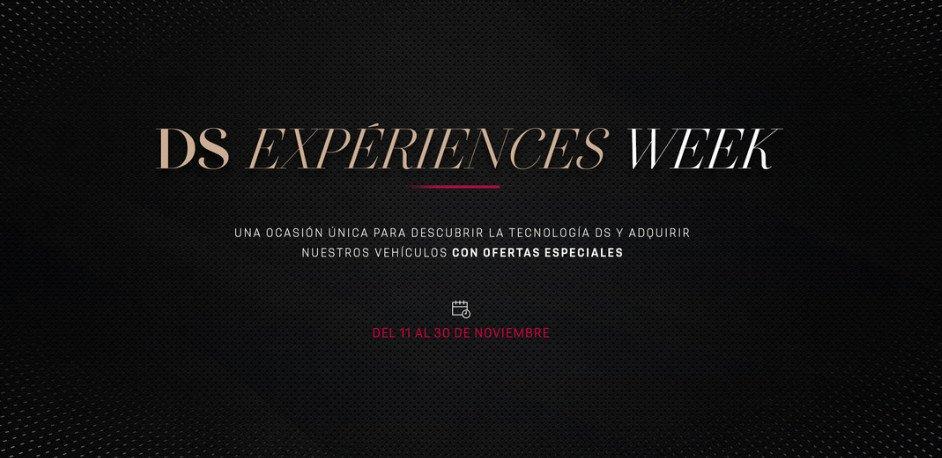 Ds Experiences Week