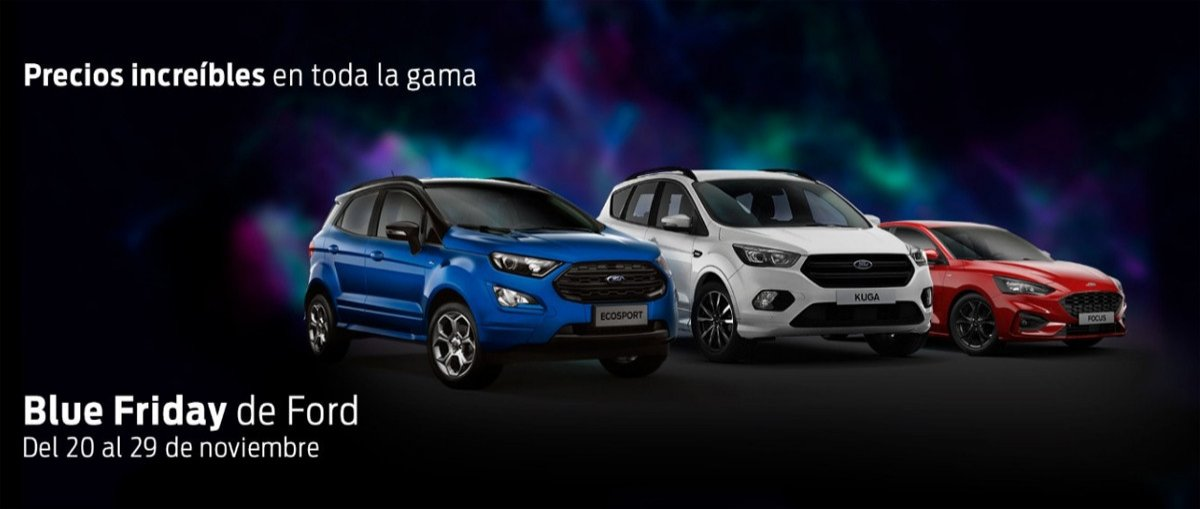 Ford Blue Days