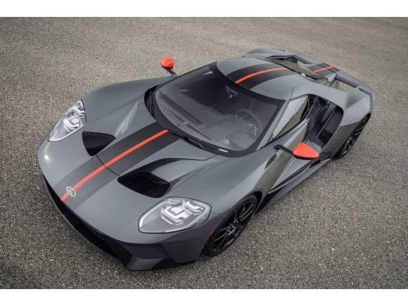 Nuevo Ford GT Carbon Series, el más ligero de la gama
