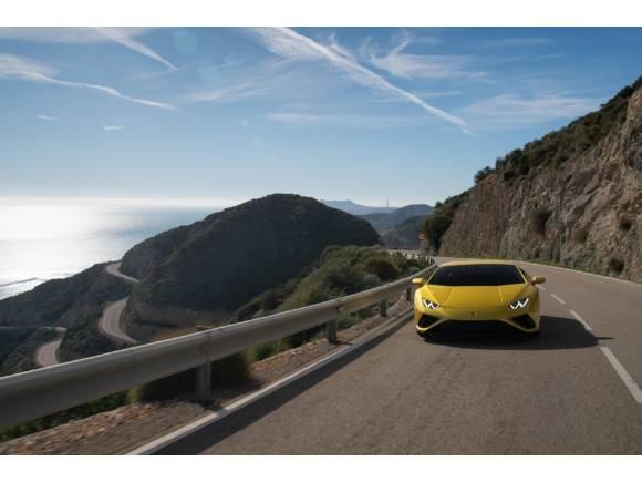 Lamborghini Huracán EVO RWD: solo por diversión