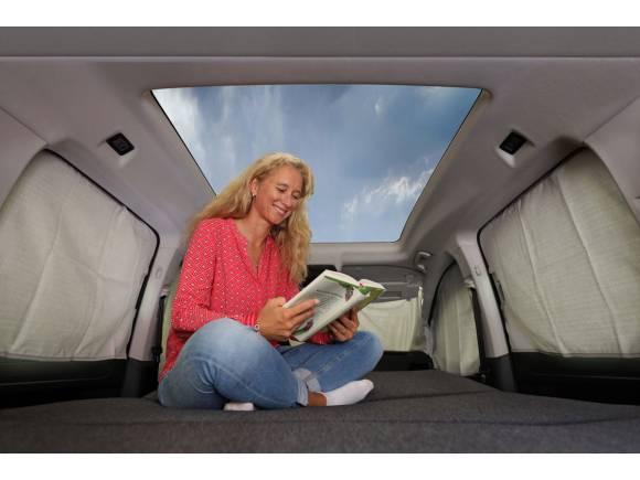 Nueva Volkswagen Caddy California: así será la versión camper