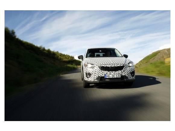 Nuevas fotos y vídeo del Mazda CX-5
