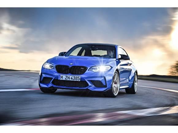 Llega el BMW M2 CS: 75 unidades que ya tienen precio