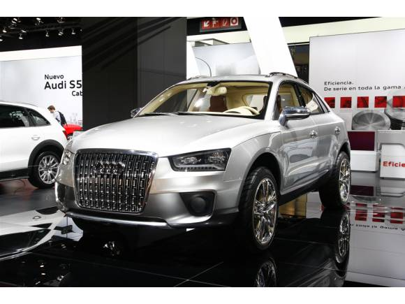Audi Cross Coupé , futuro Q3