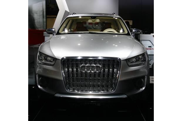Audi Cross Coupé , futuro Q3
