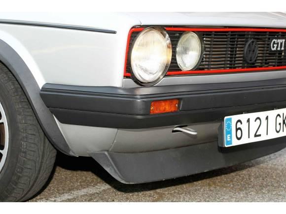 El mito: Volkswagen Golf GTi Mk1