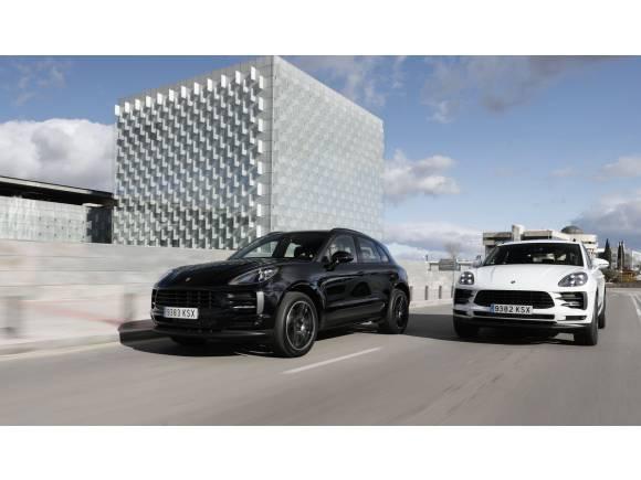 Nueva versión limitada Porsche Macan Spirit