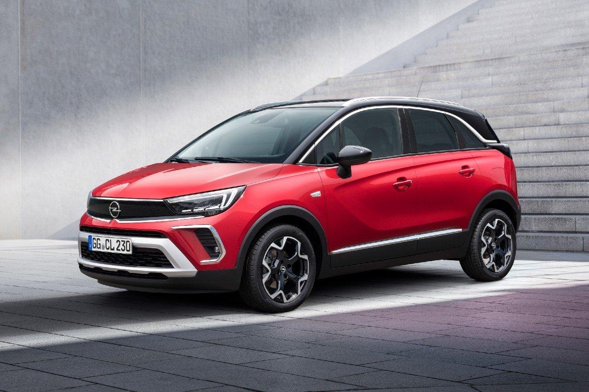 Nuevo Opel Crossland