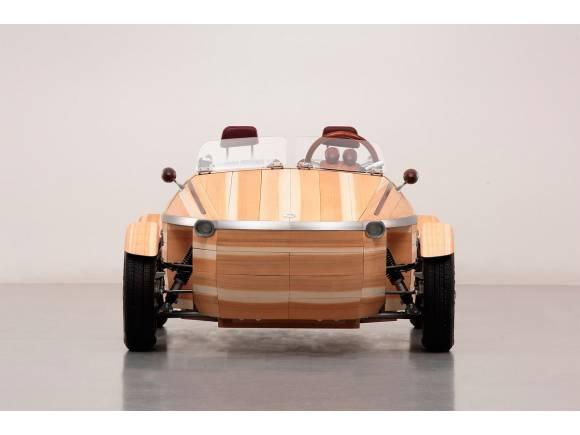 Toyota Setsuna, el coche de Pinocho