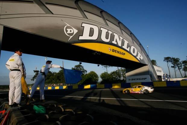 Consigue un viaje para las 24 Horas de Le Mans con Dunlop