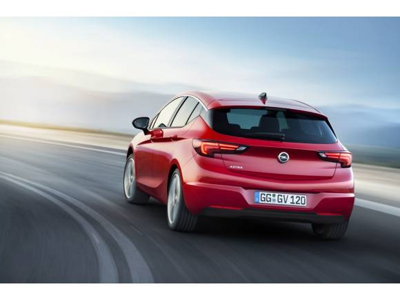 Nos subimos al nuevo Opel Astra 2016 y te contamos sus claves