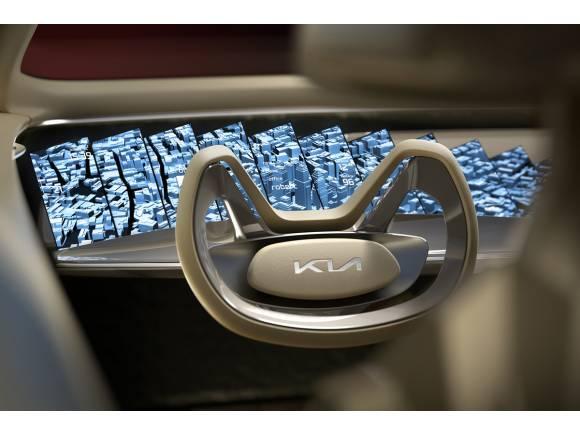Imagine by Kia, el concept de las 21 pantallas