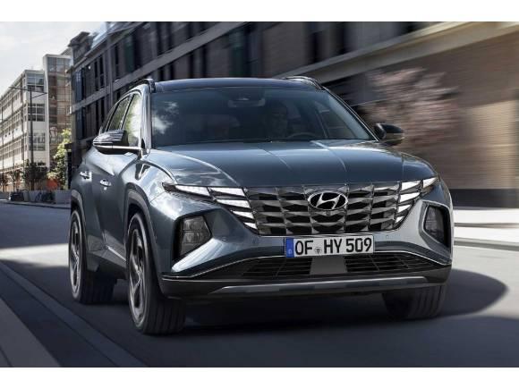 Nuevo Hyundai Tucson: así son sus novedosas luces y faros