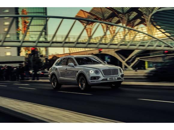 Nuevo Bentley Bentayga Hybrid, el primer híbrido de la marca