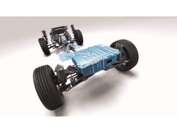 Nuevo Subaru Forester y XV EcoHybrid, híbridos y 4x4 permanente