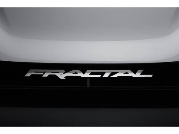 Peugeot Fractal, un estudio de sonido