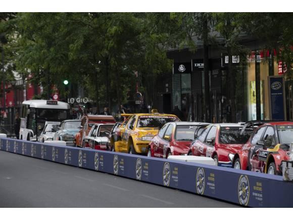100 años de Citroën, celebración en París